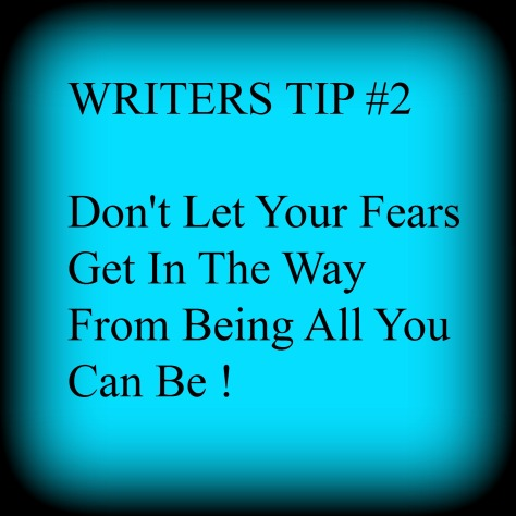 ~ Writers Tip #2 ~